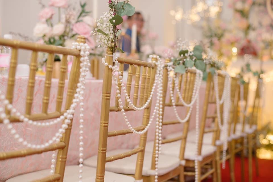 Trang trí lễ gia và trang trí tiệc cưới tại bình phước