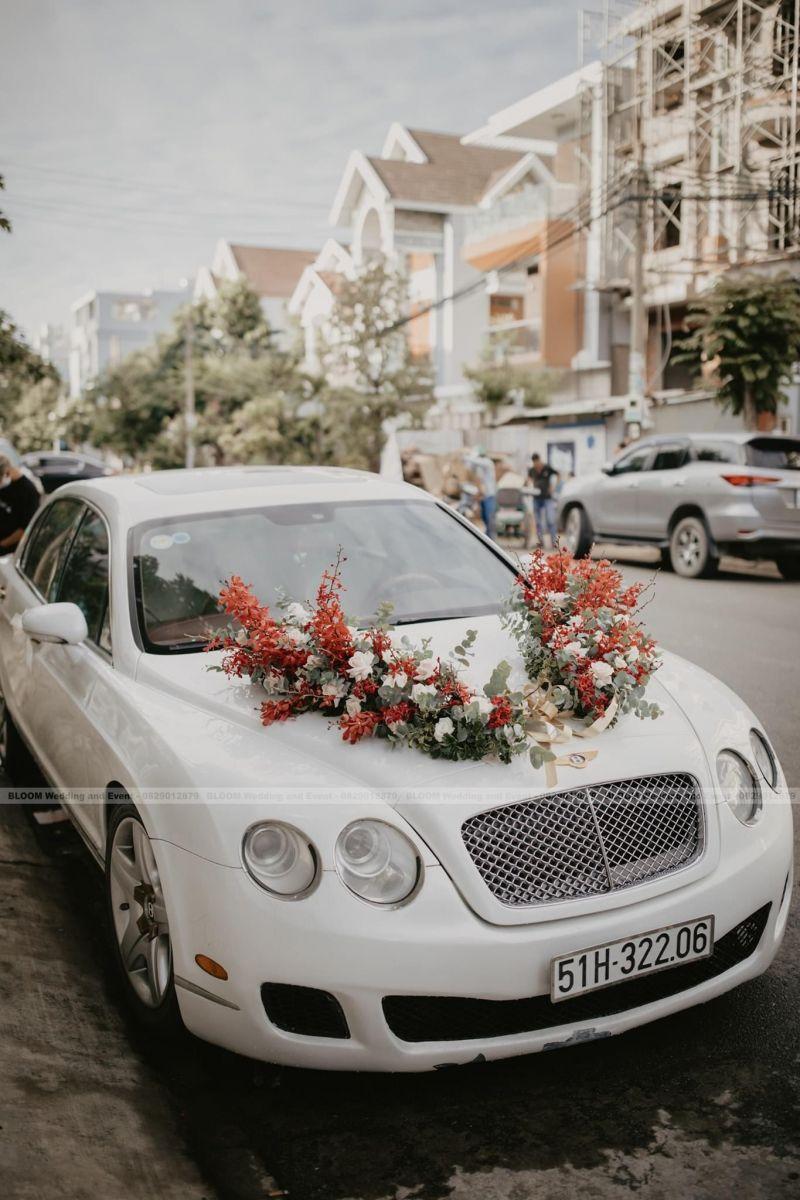 xe hoa cưới
